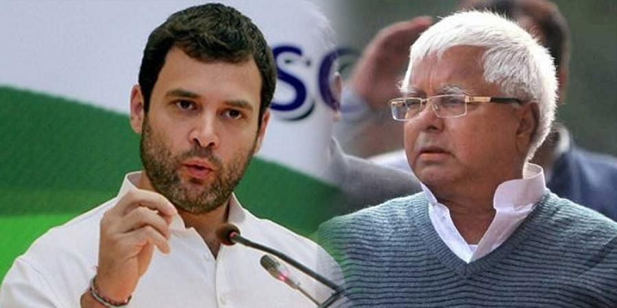 'Rahul's resignation will be suicidal for Congress'