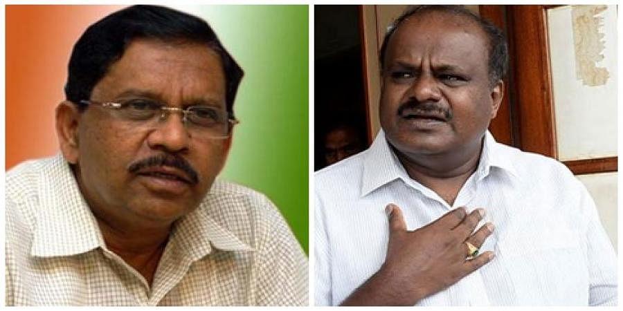 Dr G Parameshwar-H D Kumaraswamy