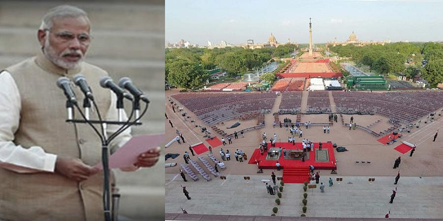 Over Six thousand guests to attend Narendra Modi swearing-in ceremony at Rashtrapati Bhavan