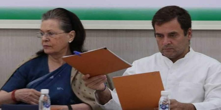 Sonia Gandhi and Rahul to attend PM Modi's swearing-in