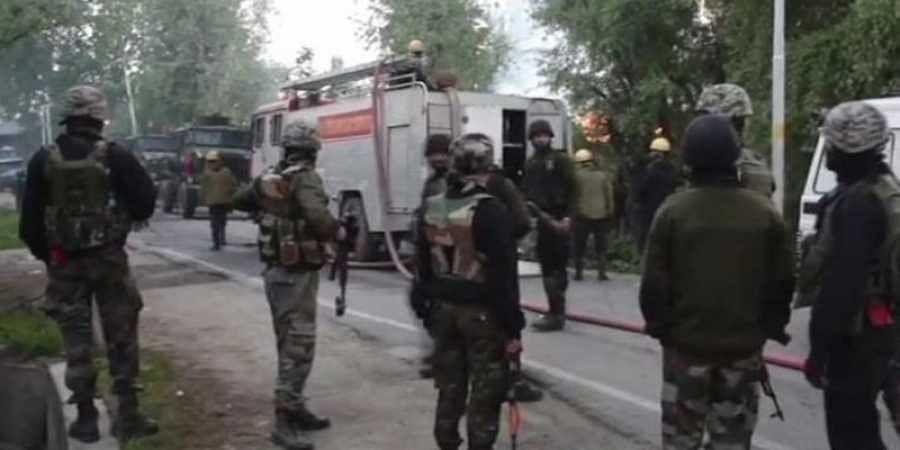 Shopian encounter: one Terrorist Killed, Operation is underway