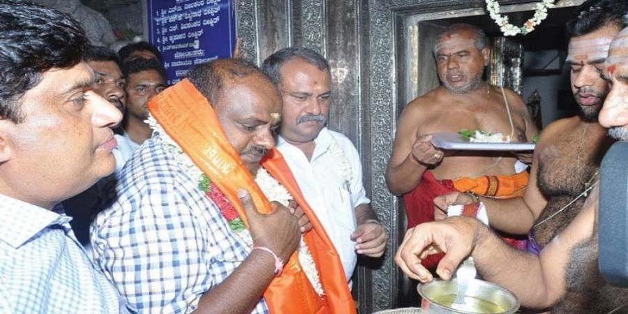 CM HDkumaraswamy