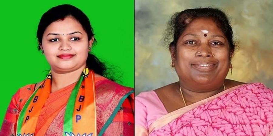 BJP and Congress get equal victory in BBMP by polls