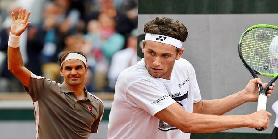 Roger Federer to face son of 1999 Roland Garros rival at third round match in French Open