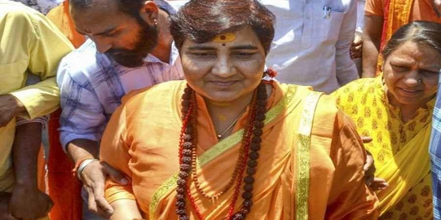 Sadhivi Pragya Singh Thakur
