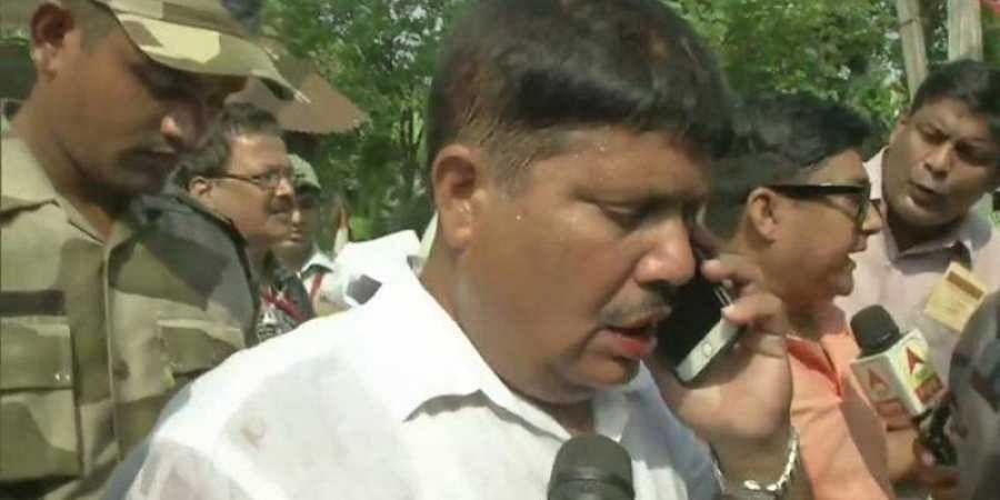 BJP  Candidate Arjun singh