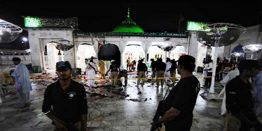 4 Killed In Blast Near Sufi Shrine In Pakistan's Lahore