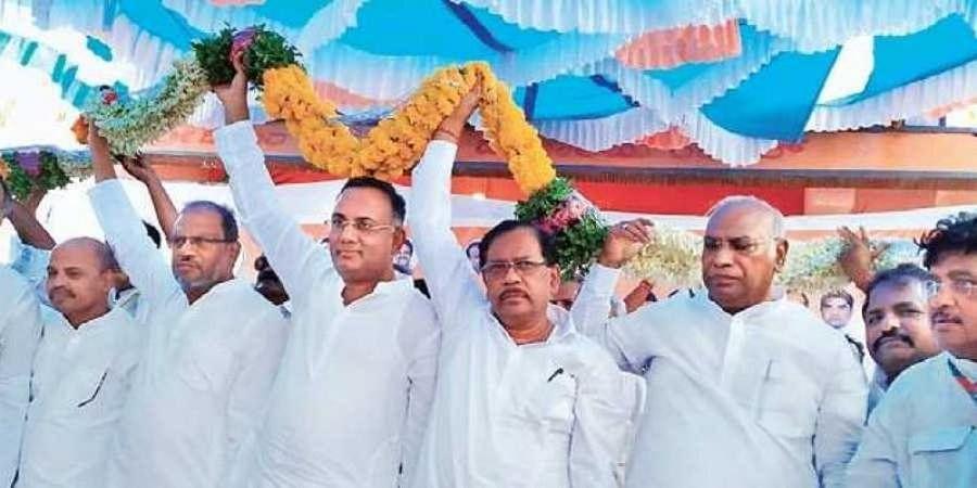senior Congress leaders campaign for Chincholi bypolls in Kalaburagi