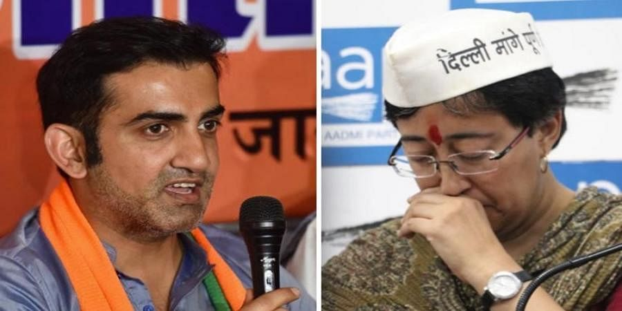 Gambhir: Prove it and I will withdraw from race