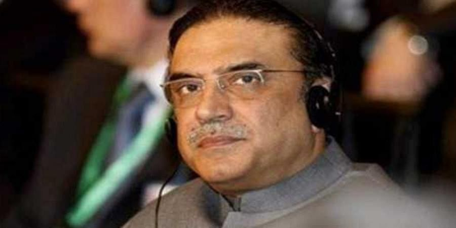 Former Pakistan President Asif Ali Zardari, sister arrested in fake bank accounts case