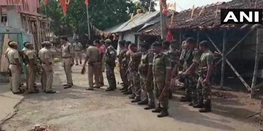 1 Dead In Bomb Attack In Bengal's Kankinara That Saw Clashes During Loksabha Polls