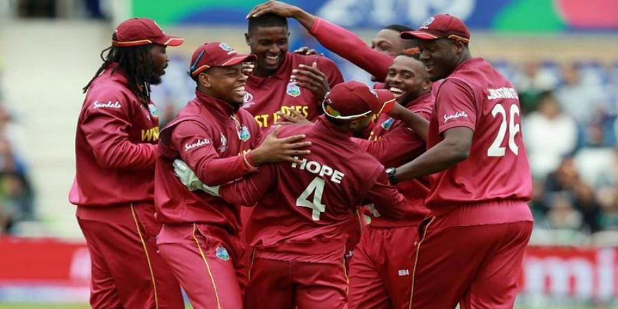 ICC World Cup 2019: West Indies, South Africa split points after match abandoned