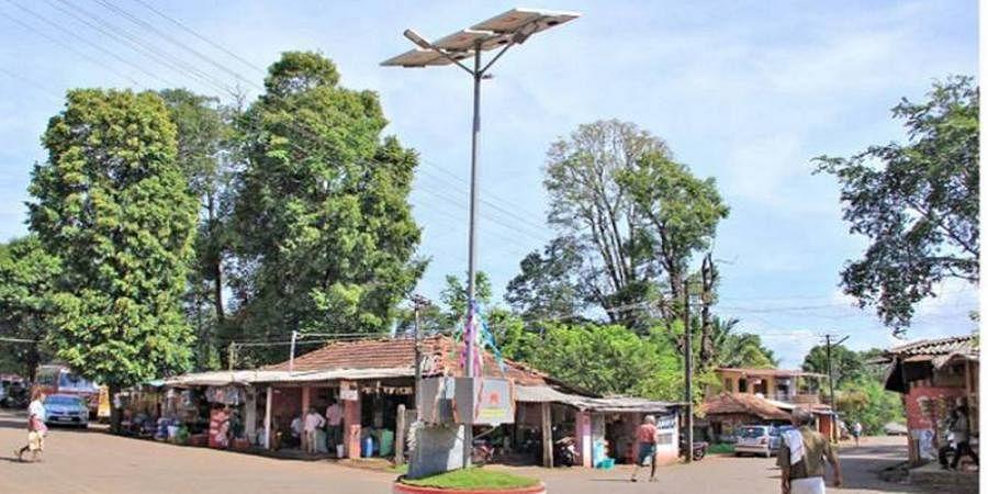 Amasebailu village in Udupi district is now Karnataka's first Solar village