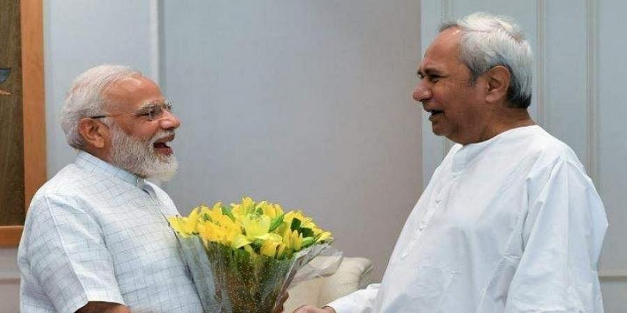 Naveen Patnaik meets PM Modi, seeks special category status for Odisha
