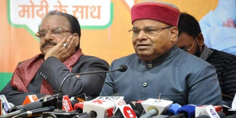 Thawarchand Gehlot to replace Arun Jaitley as Leader of House in Rajya Sabha: Sources