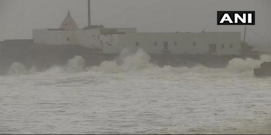 Cyclone Vayu Changes Course, Moves Away From Gujarat Coast: MET