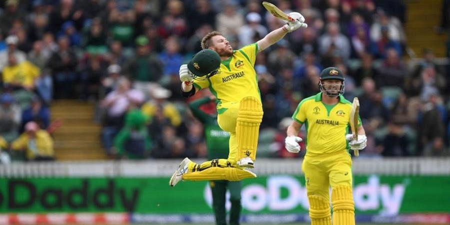 ICC Cricket World Cup 2019: Warner century powers Australia to 41-run win over Pakistan