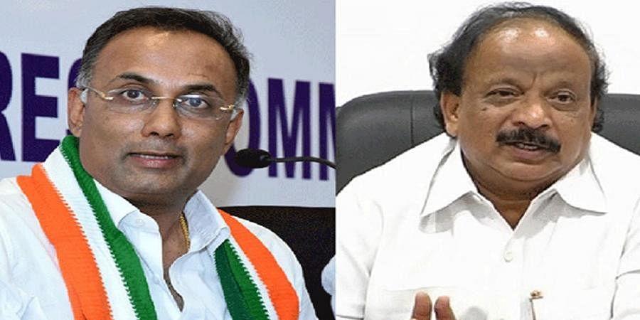 Dinesh Gundu Rao complains to high command against Roshan Baig