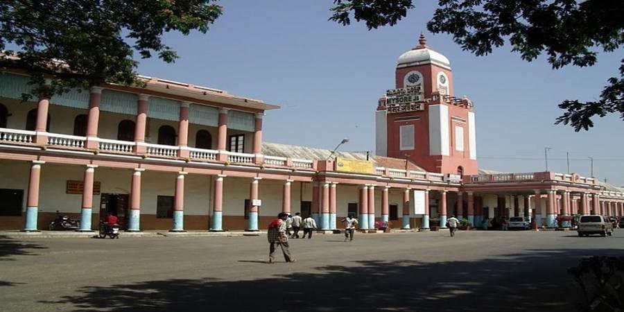 Mysuru railway station