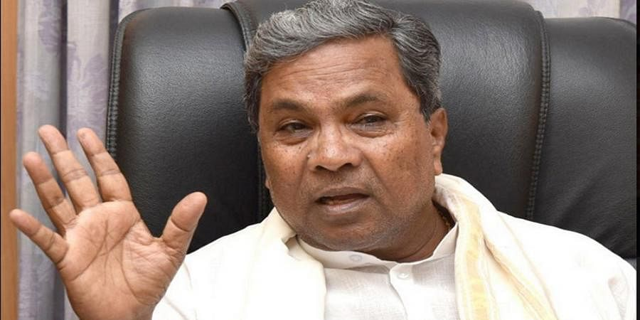Siddaramaiah Critisizes BJP Over its poll Campaign