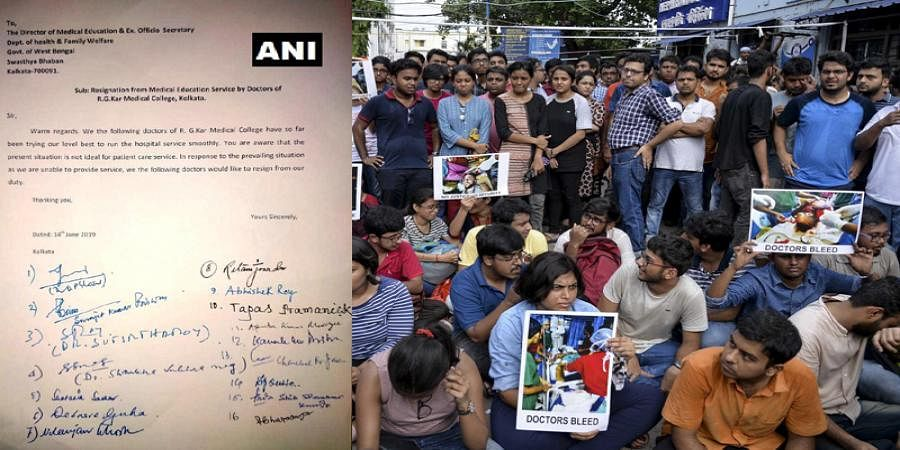 West Bengal: 16 doctors of the RG Kar Medical College & Hospital, Kolkata submit their resignation