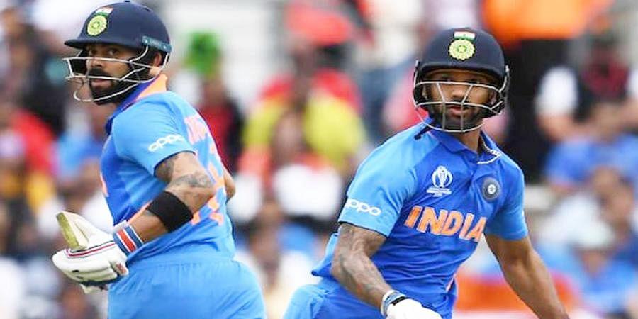 ICC World Cup 2019: Virat Kohli Gives Update On Shikhar Dhawan's Injury