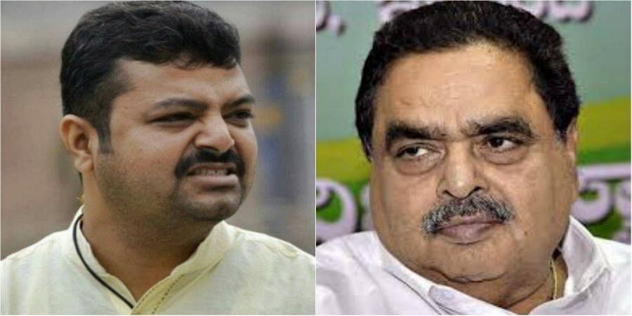 Mangaluru court gives summons to Ex minister Ramanath Rai