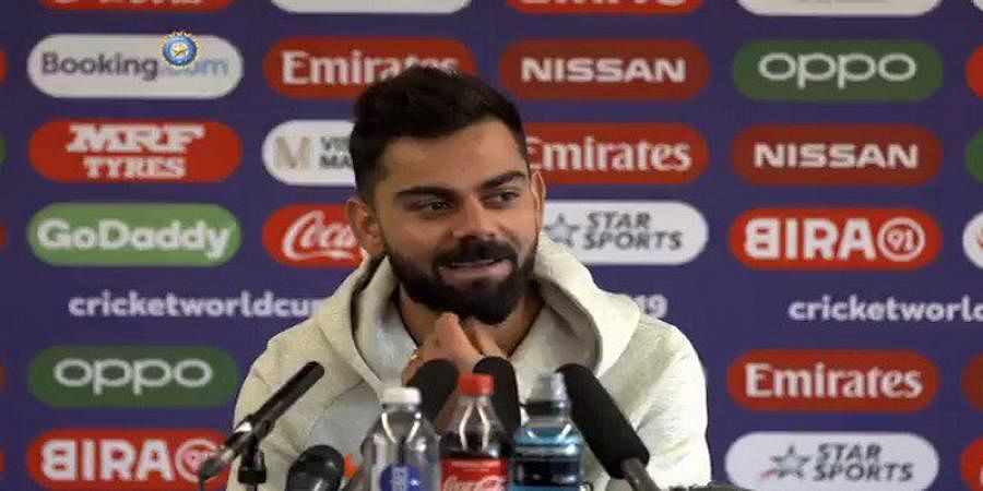 Watch: India vs Pakistan: Virat Kohli has a hilarious message for people asking for Ind-Pak match passes