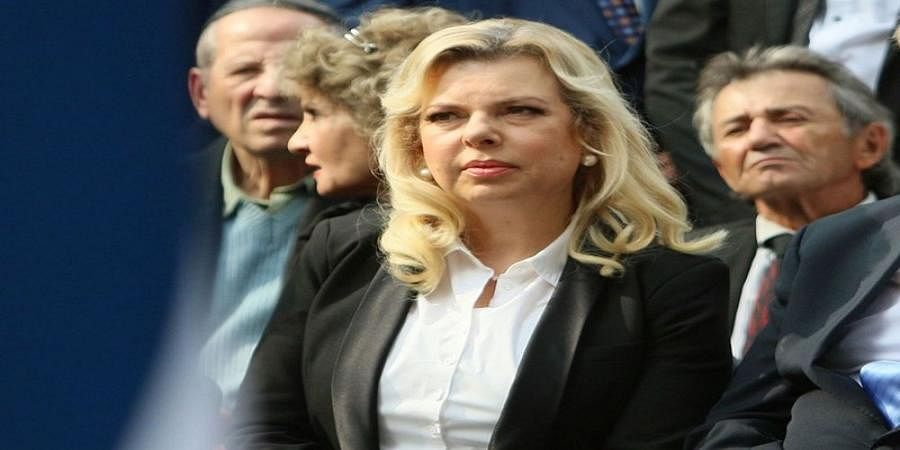 Israeli PM Benjamin Netanyahu's wife convicted of misusing public funds