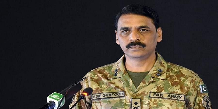 Don't compare 'strikes' and match: Pakistan military spokesman