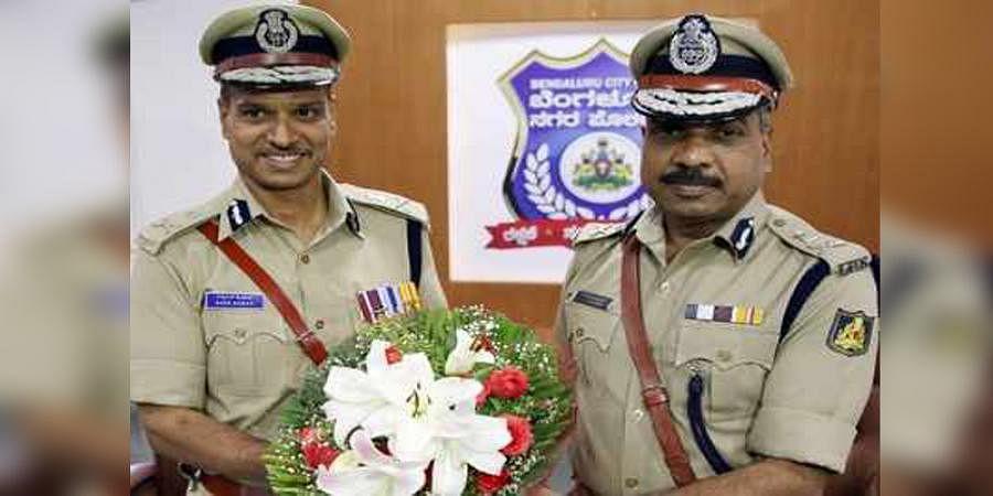 Alok Kumar is the new Bengaluru police commissioner