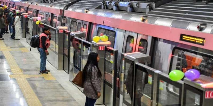 Man flashes, masturbates on woman at Gurugram Metro Station, complaint filed