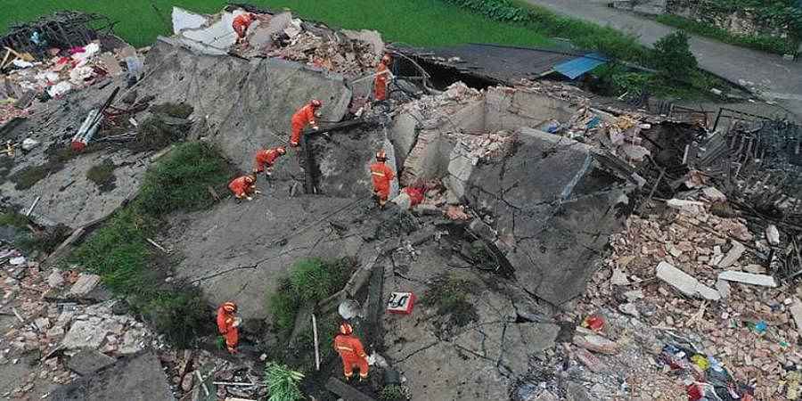 11 killed in China earthquake