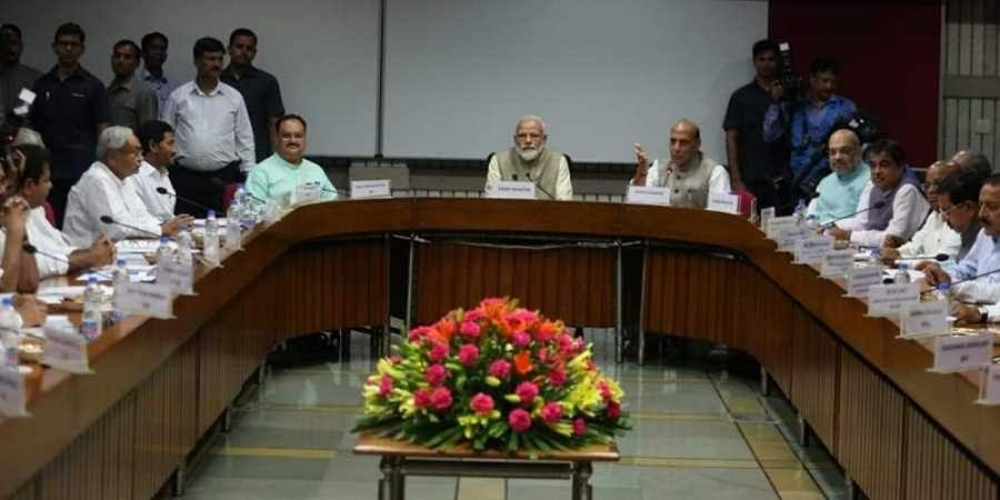 All-party meeting over 'One Nation, One Election'