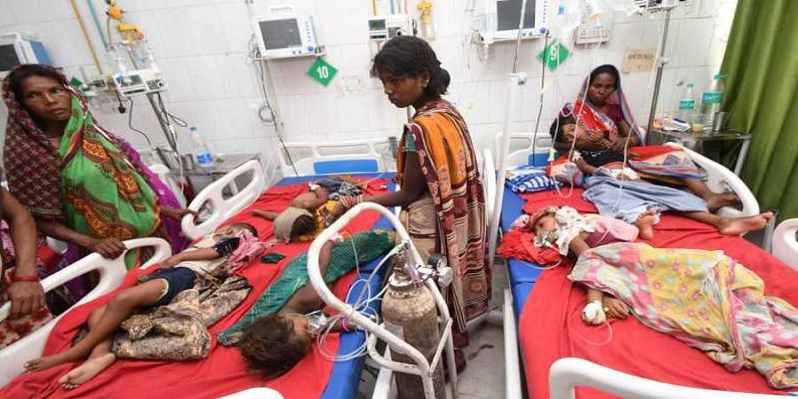 Bihar encephalitis deaths Toll Rises to 117: Govt skipped awareness drive due to LS polls