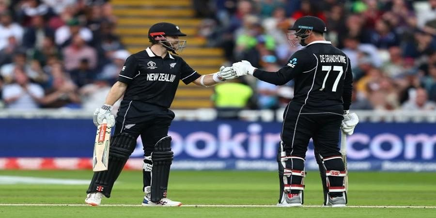 New Zealand vs South Africa ICC World Cup 2019: Williamson Steers NZ to 4 Wicket Win With Stunning Ton'