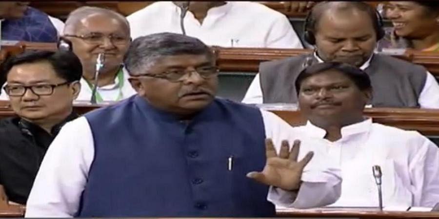 Fresh triple talaq 2019 bill introduced in Lok Sabha amidst uproar