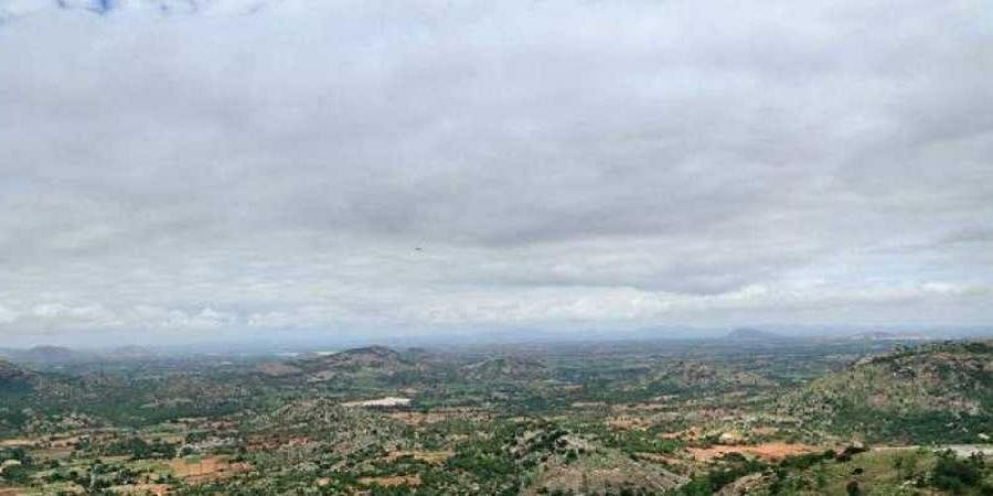 File photo of Avalabetta