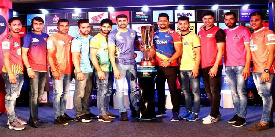 VIVO Pro Kabaddi Season 7: Official Schedule and Dates Revealed