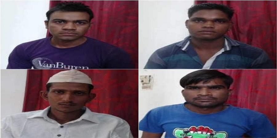 Four prisoners flee from Jail