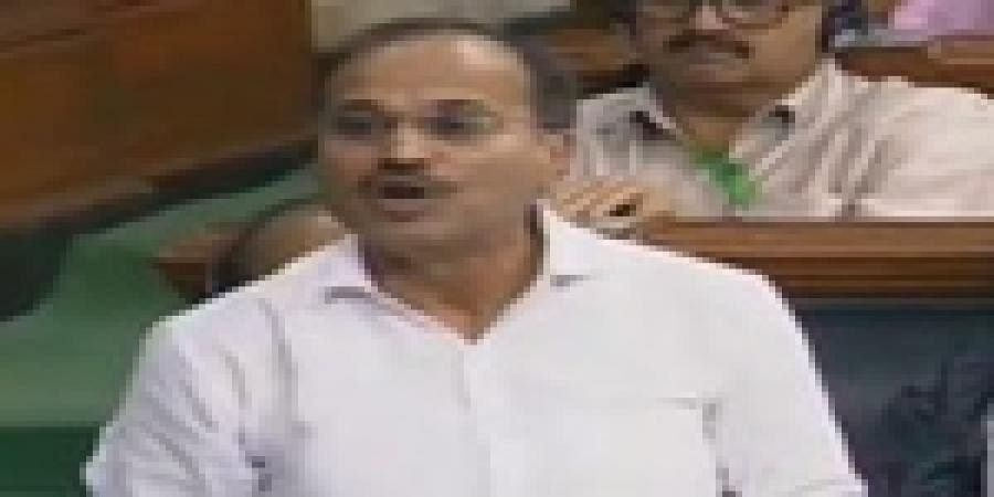 'You came to power calling Rahul, Sonia 'thieves', how are they in Parliament': Adhir Ranjan asks BJP
