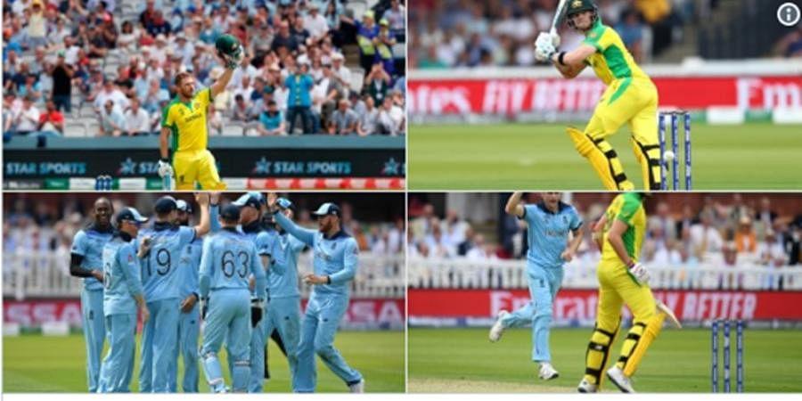 Australia, England Players