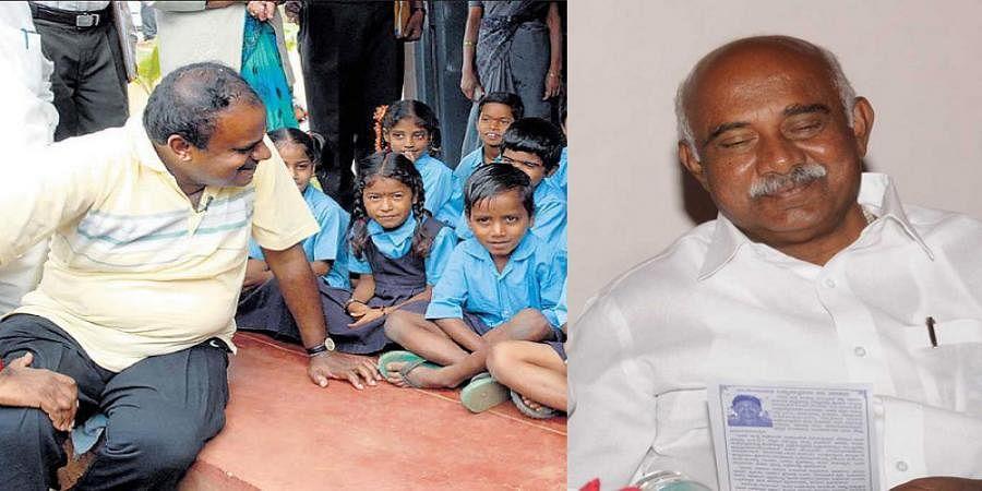 People opposing Grama vastavya do not have perception over administration, says H.Vishwanath