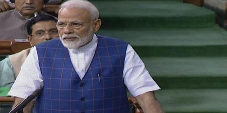 We let law take its course and if someone gets bail then they should enjoy, says PM Modi