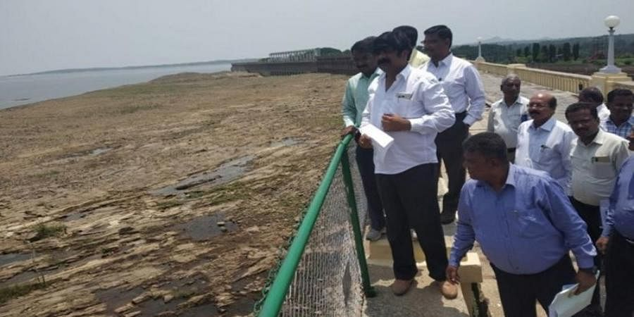 Release water to TN if rains are normal: Cauvery board to Karnataka