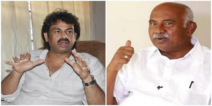 H.Vishwanath refers Madhu Bangarappa for Karnataka State JDS President post