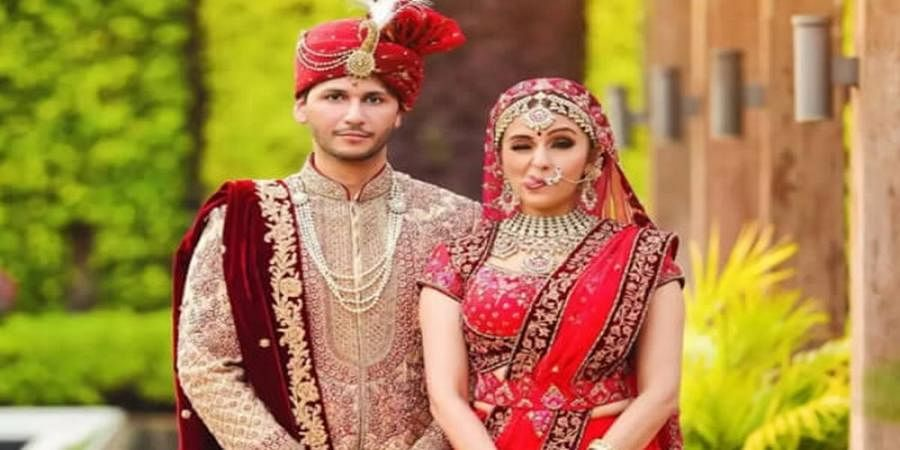 Aarti chabria Marriage