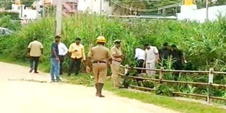 Two live bombs found in Ramanagar