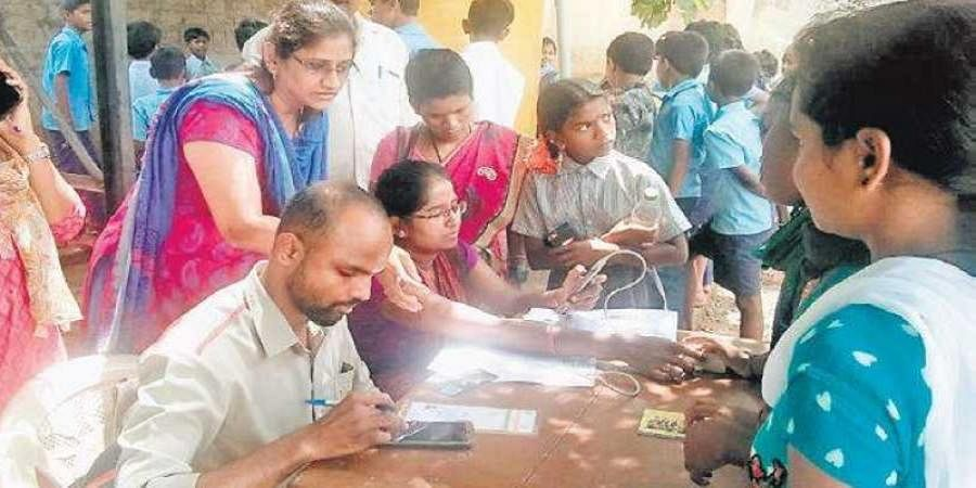 Many pre-matric students have not been able to avail their scholarships as their bank accounts are not linked to their Aadhaar numbers