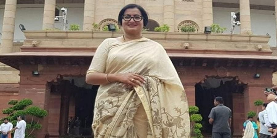 Sumalatha Ambarish announces support to Farmer's protest in Mandya